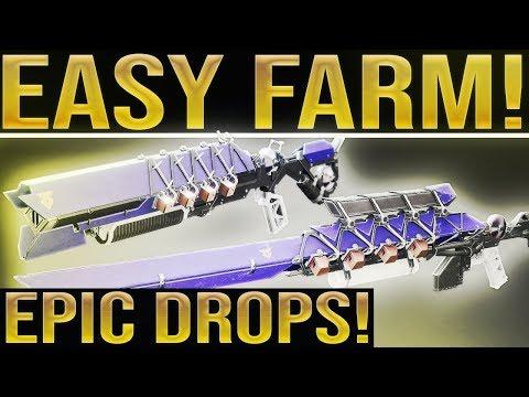 Destiny 2. EASY FARM & LUCKY DROPS! Easiest Week To Farm Escalation Protocol. (Sniper, Shotgun Etc.)