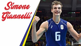 Prince of Setter - SIMONE GIANNELLI | Volleyball Nations League 2018