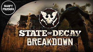 """State of Decay Breakdown YOSE pt 96 """"Walters Day"""""""