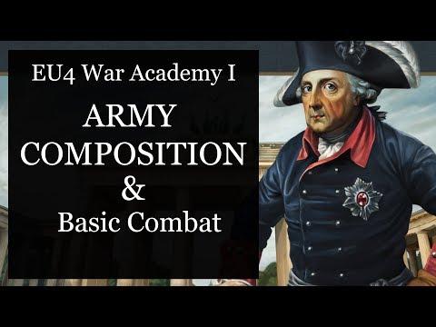 [EU4] War Academy I: Army Composition & Basic Combat
