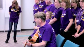 World Stroke Day 2014 at Salford Royal Thumbnail