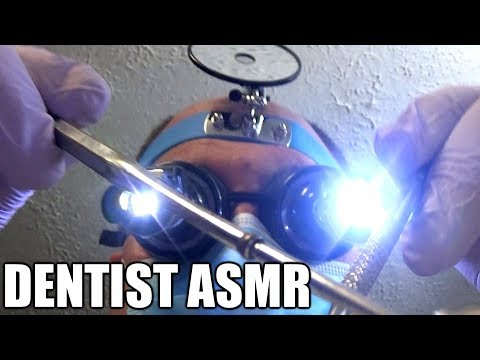 Youtube Programmer At The Dentist [ASMR]