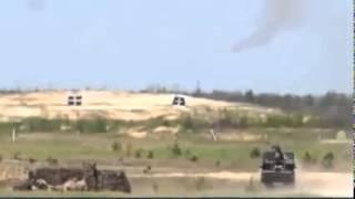 Новое противотанковое оружие Стугна П испытания Украина