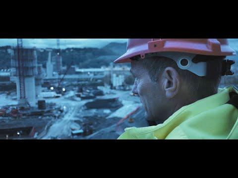 Stories: Le persone dentro e fuori i cantieri - Renzo Rossi, Capo Cantiere Ponte PerGenova