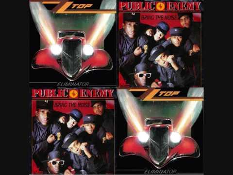 ZZ Top vs Public Enemy - Gimme all your Noise (Mash Up)