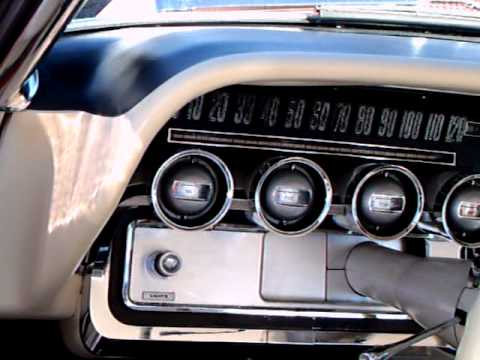 1964 Ford Thunderbird Coupe Youtube