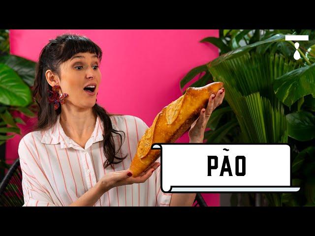 🥖 PÃO 🙏🏼 NOSSO DE CADA DIA | Uia-Pédia