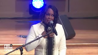 WATCH: Maya Rockeymoore-Cummings' full remembrance at her husband Rep. Elijah Cummings' funeral