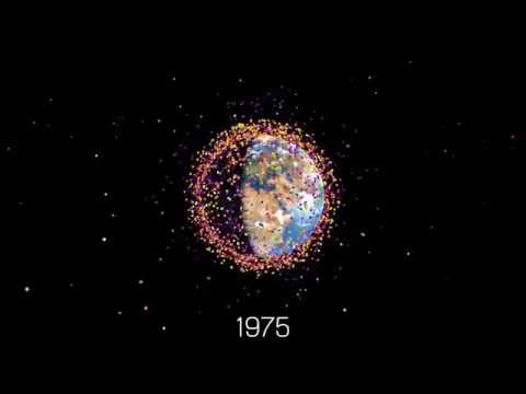 Space Debris 1957 - 2016 | Watch this Space - Episode 5