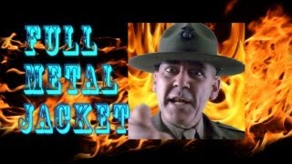 FULL METAL JACKET - DOPPIAGGIO IN SICILIANO - davidekyo