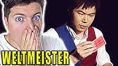 Zauberer WELTMEISTER lässt mich AUSRASTEN - FISM Act Reaktion (Eric Chien Winner)
