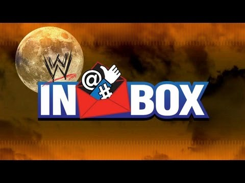 WWE Inbox - Halloween edition of - Episode 40