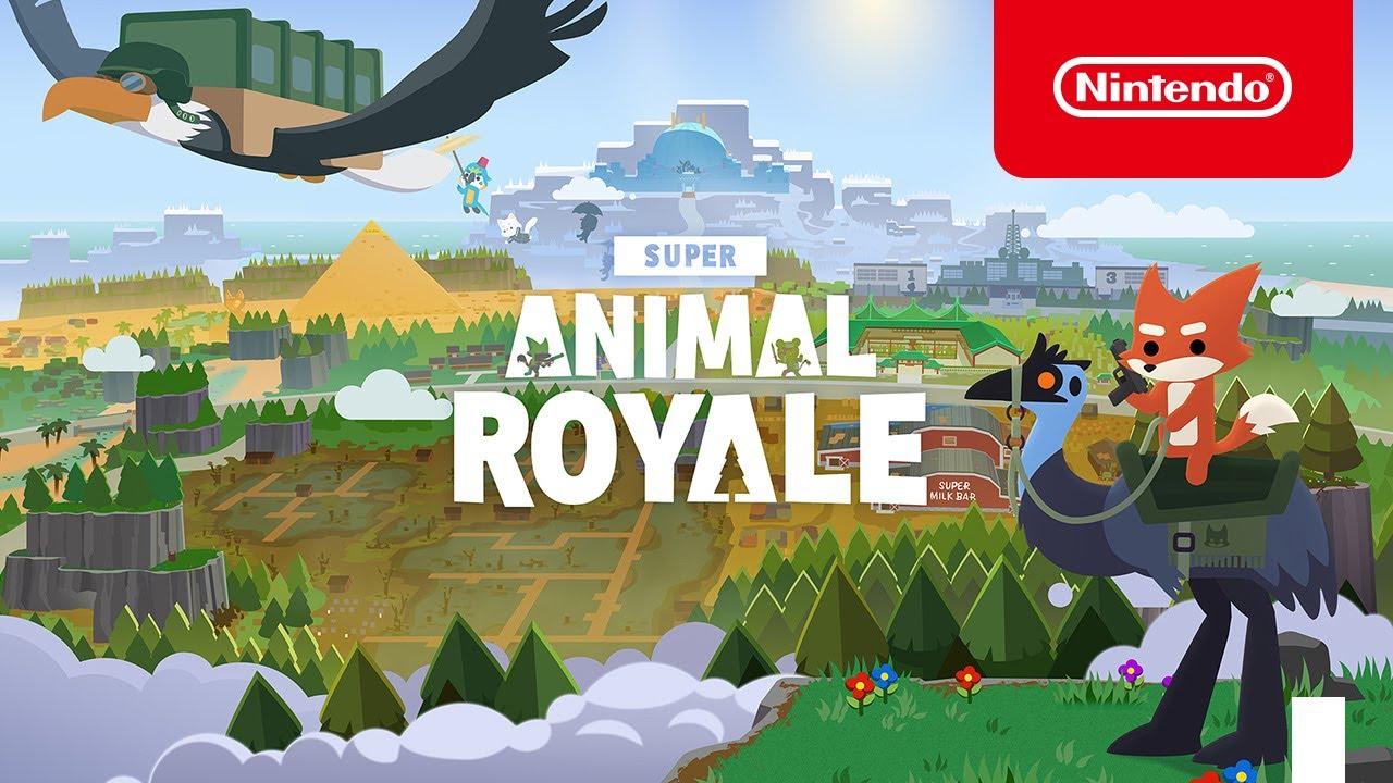 Δείτε το Super Animal Royale
