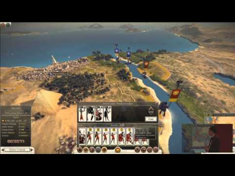 Total War Rome II Live Code Demo Rezzed 2013 Developer Session 1 (HD)
