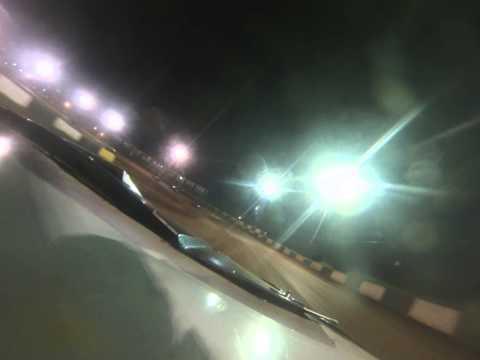 Jesse Wilbourn Green Valley Speedway HotLaps 9/7/13