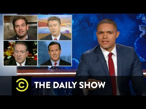 Fox News Rings in the New Year: The Daily Show