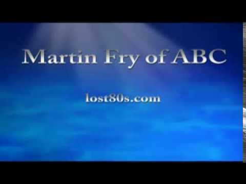 Interview with Martin Fry of ABC