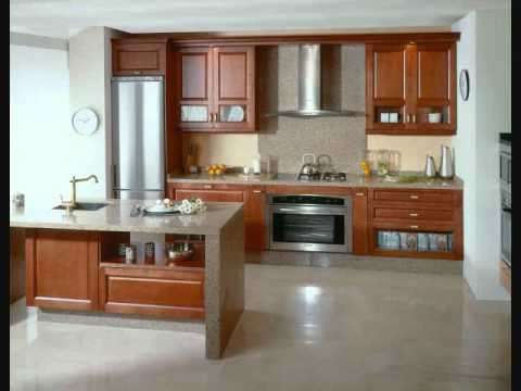 INTERIORES: Cocinas - YouTube