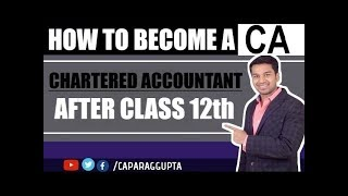 HOW TO BECOME CA | Complete Road Map | Chartered Accountant