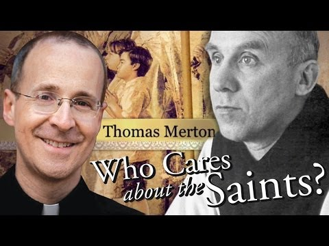 """Thomas Merton from """"Who Cares About The Saints?"""" with Fr. James Martin, S.J."""