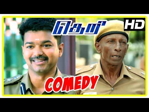 Theri movie | Full Comedy Scene | Samantha...