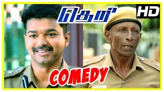 theri movie full comedy scene samantha amy jackson rajendran baby nainika raadhika