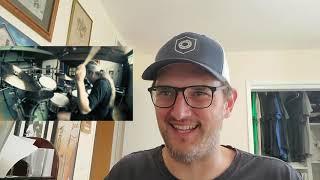 Jazz drummer reacts: Meshuggah-Clockworks (Tomas Haake)