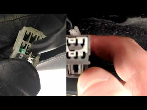 Discovery IV не работает кнопка багажника