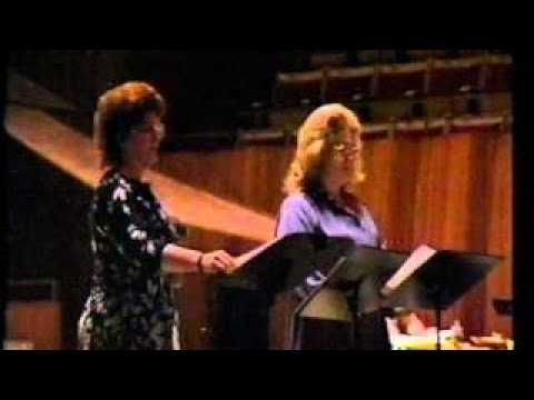 Joan Sutherland rehearses Adriana Lecouvreur in Sydney in 1984 - The Best Documentary Ever