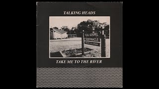 "Talking Heads - Take Me To The River (1978) full 2 x 7"" 45 RPM Limited Edition"