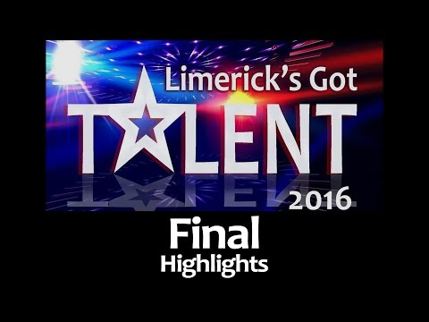 Limericks got Talent 2016 Final Highlights