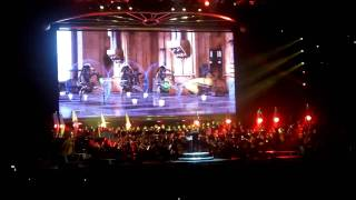 Star Wars in concert - Duel of the Fates (BEST QUALITY HD!!)