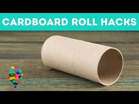 unusual-use-of-cardboard-roll!-useful-diy-hacks-with-toilet-paper-rolls!-|-a+-hacks