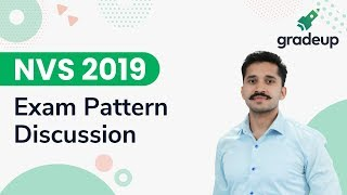 NVS 2019 New Exam Pattern Discussion, Join Now!
