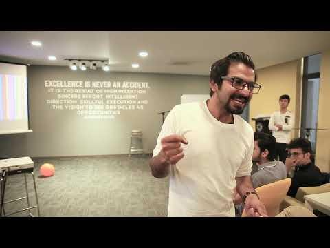Umair Jaliawala: Letting go of our egoistic mindset is really what set us free!