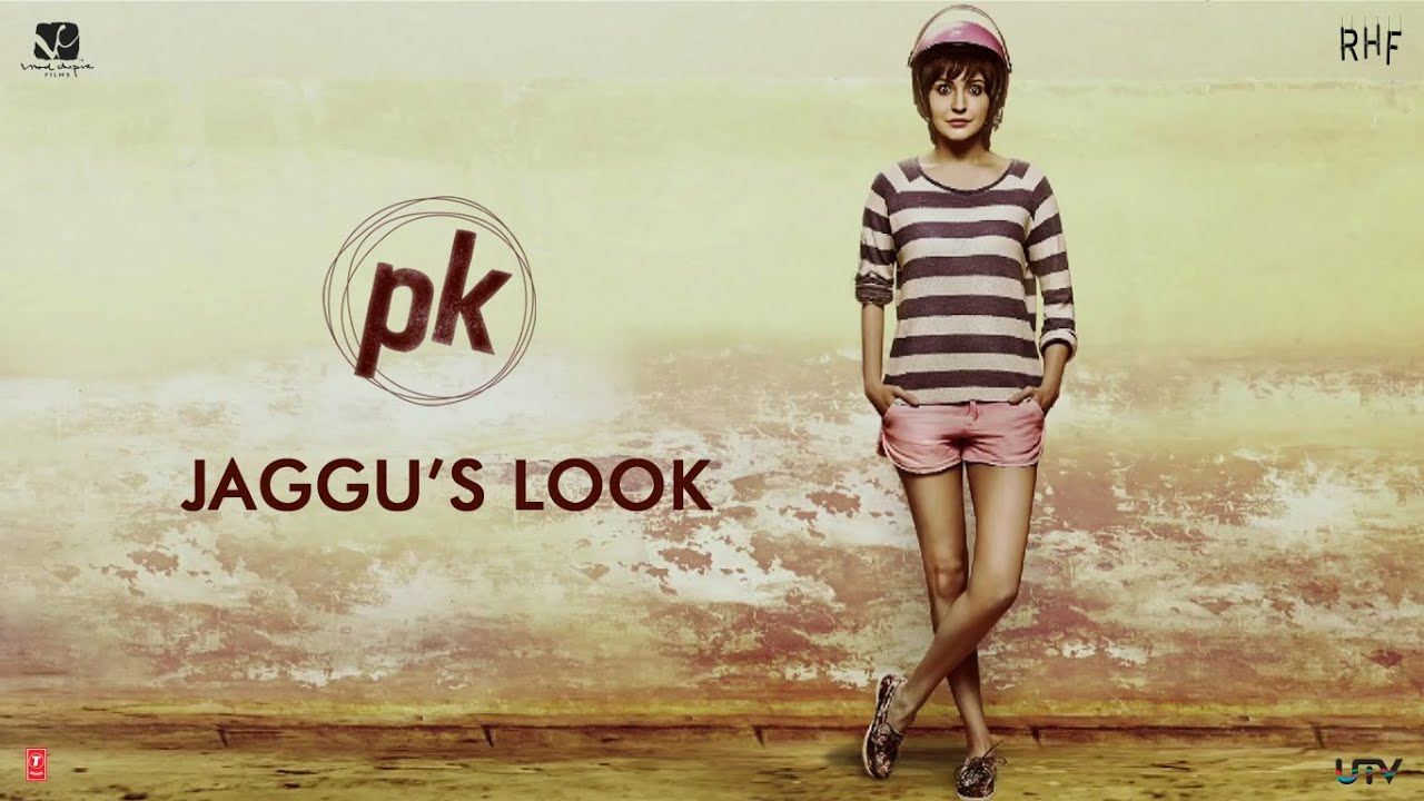 Pk's Movie New HD Video By Anushka Sharma 'Jagat Janani' Look Is Out