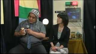 在日ペルーと母国そして日本を結ぶ「架け橋TV」ゲストは在日20数年のマ...