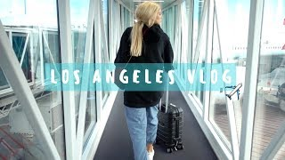 Los Angeles TRAVEL VLOG | Chloe Szep