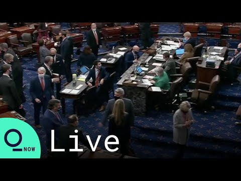 LIVE: Senate Takes Up $900 Billion Covid-19 Relief And Spending Bill As Vote Nears