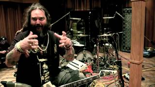 SOULFLY  - Archangel  (OFFICIAL STUDIO TRAILER #1)