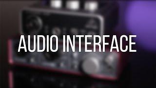 Focusrite Scarlett 2i2 vs Behringer UM2 | The Audio Setup