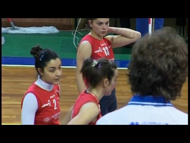 2° Set - Città di Rieti - Volley Zagarolo