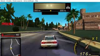 Need For Speed Undercover PSP - Part 3 - Race #3 - Northside (Outrum)