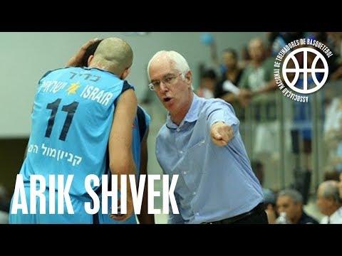 Treinador ARIK SHIVEK - Trocas defensivas | ANTB