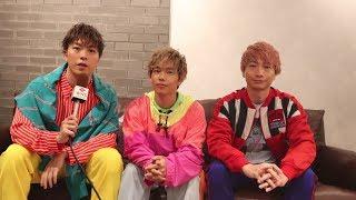 WWSチャンネルでは新曲『やばば』を6/27 に発売するSonar Pocketにイン...