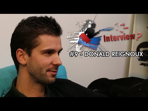 Parlons VF - Donald Reignoux (Kingdom Hearts, Evangelion, Titeuf, Amazing Spiderman, Jonah Hill…)