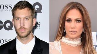 Jennifer López y Calvin Harris, ¿juntos?
