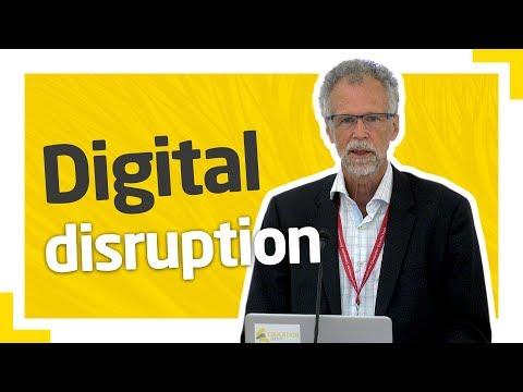 Bent Andresen: Digital disruption in youth education in Denmark