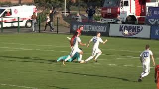 Саммари матча «КАМАЗ» (Набережные Челны) 2:1 «Урал-2» (Екатеринбург)