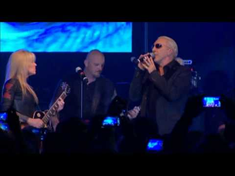 """Close My Eyes Forever"" by Lita Ford, with Dee Snider 10/6/12 Lake Geneva WI"